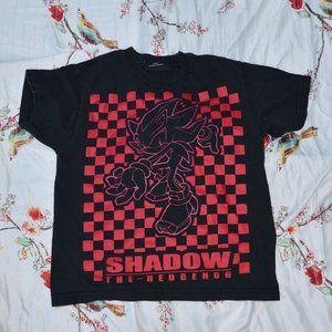 Sega Shadow the Hedgehog Graphic Tee Boys Size M